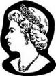 Профиль Елизаветы II 25 лет факсимиле