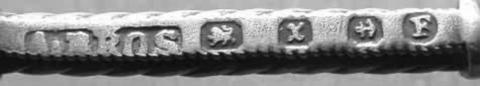 пример бирмингема с импортным клеймом